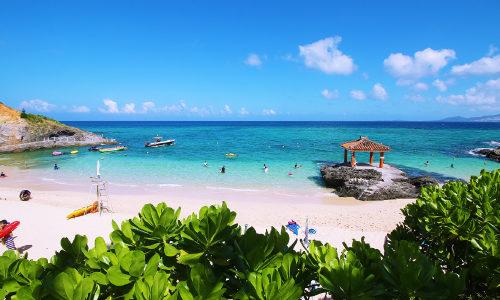 「ホテルみゆきビーチ」はマリンスポーツも楽しめる隠れビーチ!