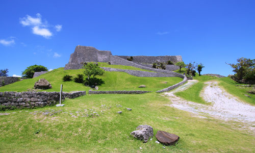 世界遺産「勝連城跡」の城主は天下を目指すがはたして歴史の勝者は?