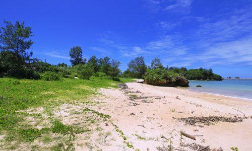 「具志堅ビーチ」海水浴には向かない沖縄の自然ビーチ!