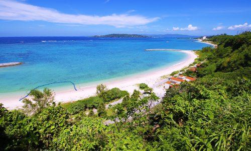 「村民の浜」子連れファミリーにオススメな沖縄の穴場ビーチ!