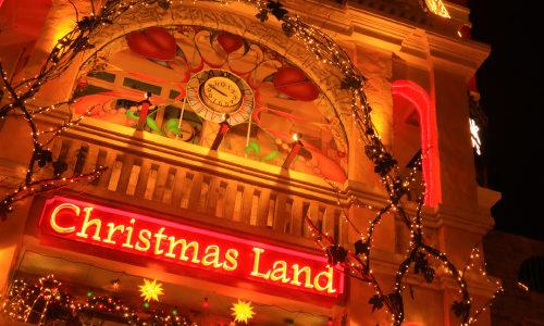 「美浜イルミネーション」クリスマスは北谷の街がフォトスポット!