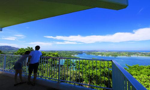 「嵐山展望台」ここ沖縄?と100%疑う景観スポットはここだ!